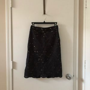 J. Crew Skirts - J.Crew collection pencil skirt